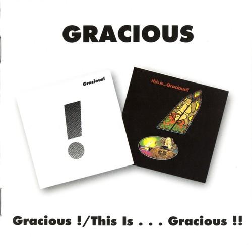 (Symphonic Prog) [CD] Gracious - Gracious! & This Is... Gracious!! (1970-1971) - 1995 (BGO), FLAC (tracks+.cue), lossless